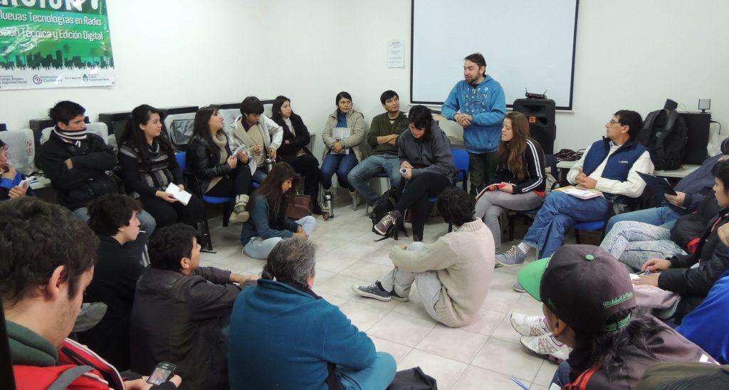 2011-2015 Radio Encuentro Centro de Formacion Profesional