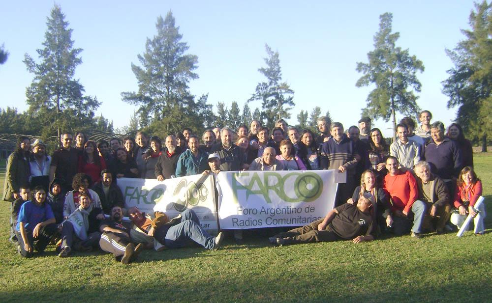 Asamblea de FARCO en 2010