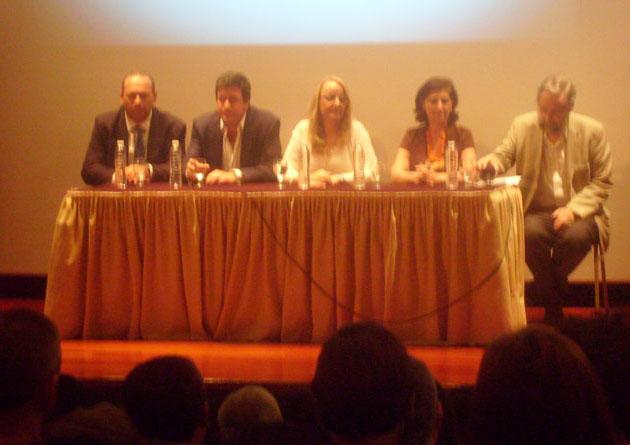 Martelli, Mariotto, Alicia Kirchner, Páez, Néstor Busso