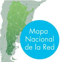 Mapa de radios de FARCO